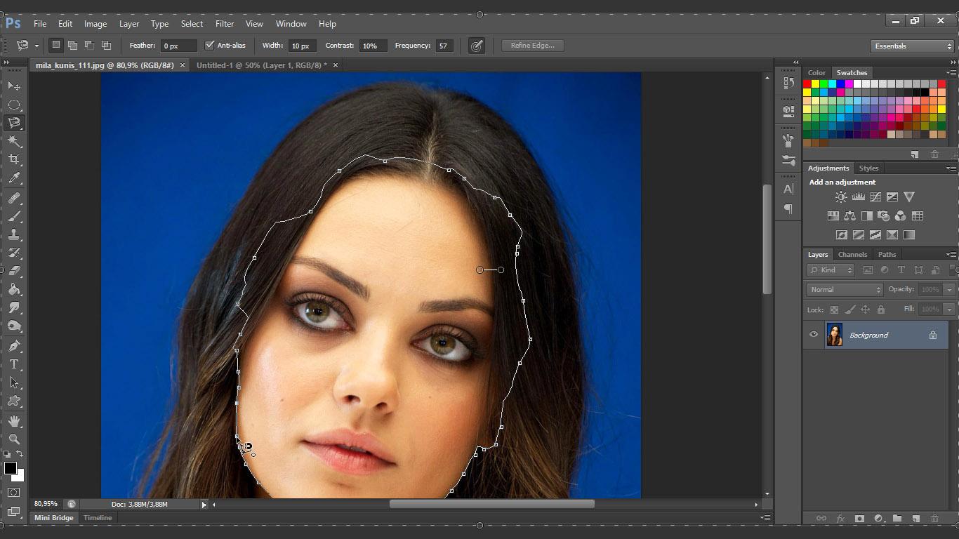 Interesting face manipulation photoshop tutorial baditri Choice Image
