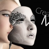 Create amazing carnival mask from face | Photoshop tutorial