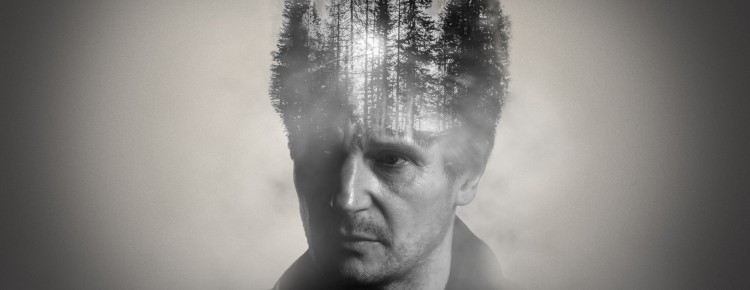 double exposure liam neeson