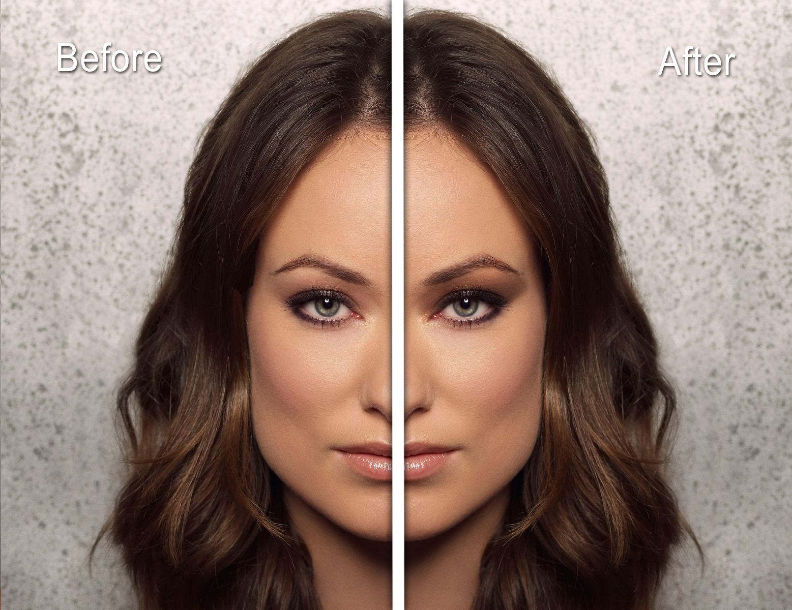 Olivia wilde hd wallpapers 600x462 digital make up tutorial