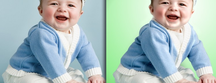 Baby portrait retouching Photoshop tutorial  Jill Greenberg style
