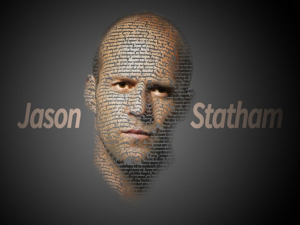 statham finaxl 600x449 Easy text face photo manipulation effect