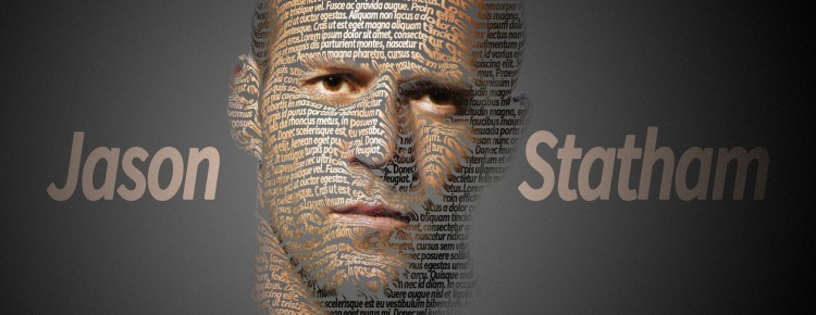 text face effect photoshop tutorial