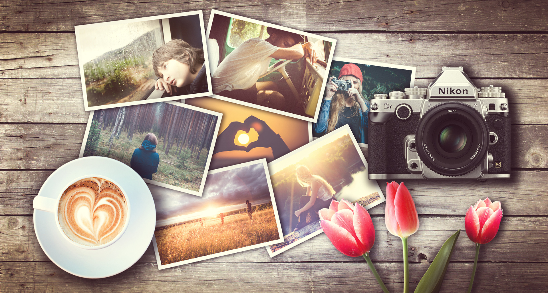 How to create amazing photo collage in photoshop photoshop tutorials how to create amazing photo collage in photoshop baditri Choice Image
